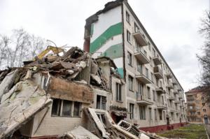 Будут ли когда нибудь сносить 9 этажные дома в москве