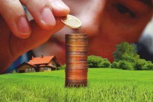 При разделении участков и их продаже будет ли налог