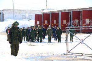 Военные части в самарской области список