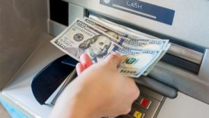 Снять доллары в банкомате сбербанка