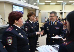 Мвд рф выплата есв сотрудникам полиции в 2020 году многодетным