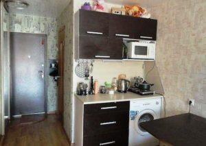 Малосемейка или однокомнатная квартира