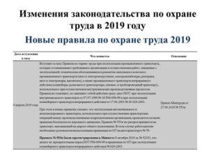 Инструкция по охране труда для сторожа 2020 по новым правилам
