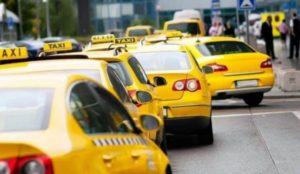 Новый закон о такси поправки