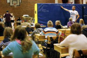 Скандинавская система образования школа