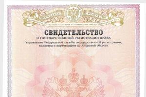Проверить свидетельство о регистрации права собственности онлайн