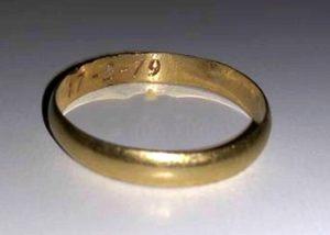 Потерял обручальное кольцо в море к чему это