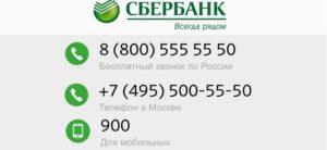 Пожаловаться на сбербанк горячая линия москва