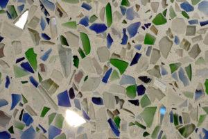 Возможное использование битого стекла