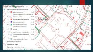 Обозначения на кадастровой карте расшифровка