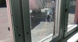 Самое большое наказание за разбитое окно