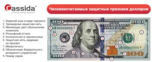 Проверка валюты в банке на подлинность
