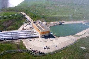 Охрана гидротехнические сооружения