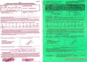 Страховка для выезда в белоруссию на автомобиле