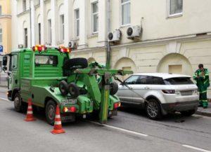 Сколько стоит эвакуация автомобиля на штрафстоянку 2020 в москве