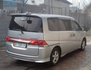 Микроавтобус хонда с левым рулем