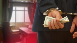 Обвинение во взятке без доказательств