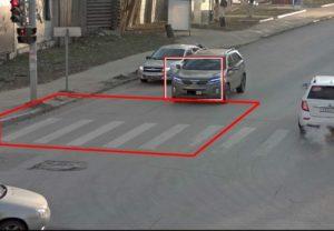 Как работают камеры на стоп линию