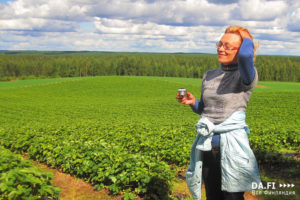 Работа на ферме финляндия