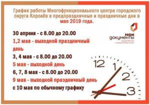 Режим работы мфц москва в выходные