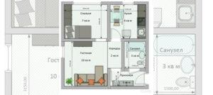 Сколько стоит перепланировка в квартире в иваново