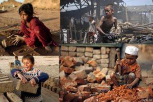 Использование детского труда в россии