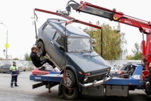 Как забрать машину со штрафстоянки челябинск