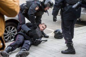 Покушение на полицейского