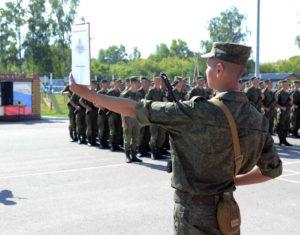 Командир войсковой части 64120