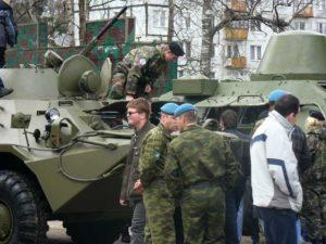 Воинские части в кубинке московской области
