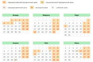 Выходные дни в ноябре 2020 года в татарстане