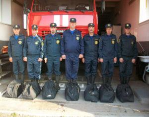 Как устроиться в пожарную часть на вольнонаемную должность