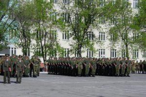 Военная часть в рощино самарской области
