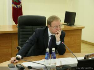 По какому адресу писать в алтайскую краевую администрацию губернатору томенко