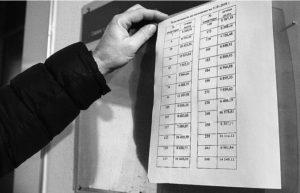 Можно ли вывешивать списки должников на подъездах 2020