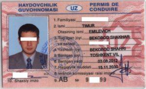 Можно ли ездить по узбекским правам в россии 2020