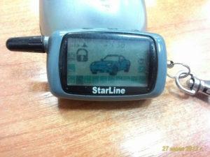 Старлайн а9 не открывает двери с брелка