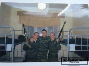 Военные части рядом с канском