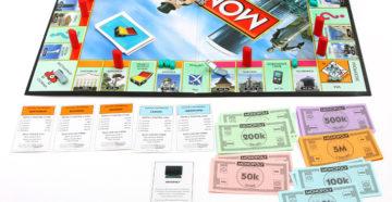 Монополия с городами россии правила