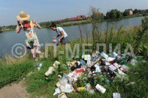 Быково раменский район куда бросать мусор