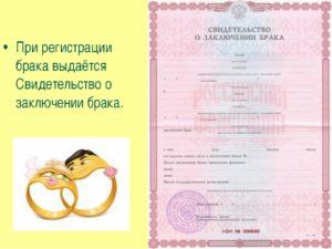 Свидетельство о регистрации брака образец фото шуточные