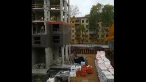 Первые номера домов на реновацию на юных ленинцев