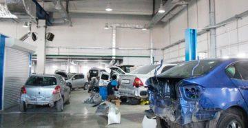 Машина на гарантии попала в дтп где ремонтировать