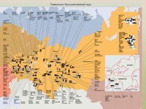 Радиотехнические войска россии где находятся военные части